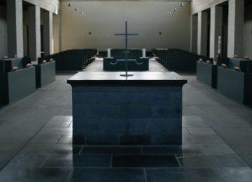 Dom Hans Van der Laan, Sint Benedictusberg, Vaals