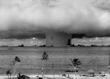 Operatie Crossroads, test met kernwapens