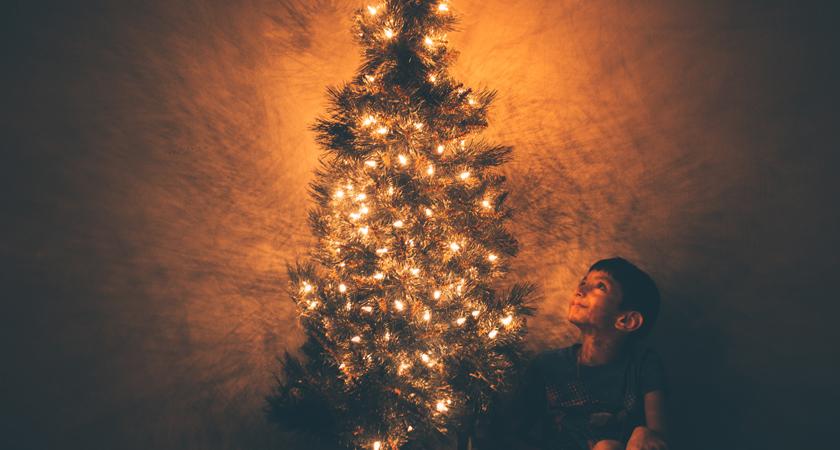 Kom op, laat je niet uit het veld slaan – dat is de kerstboodschap