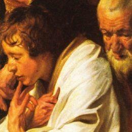 Marcus en de andere evangelisten