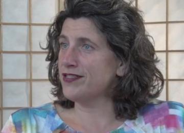 Het motto van mensenrechtenactivist Irene Hemelaar
