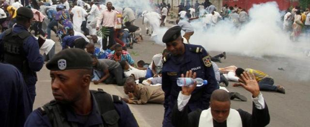 Intussen laait het geweld tegen burgers in Congo op 1