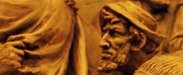 Simon van Cyrene, kruisweg