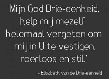 Elisabeth (mystica) van de Drie-eenheid