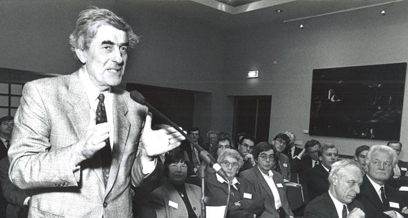 Het ging Lubbers altijd om de interactie tussen politiek, wetenschap en geloof