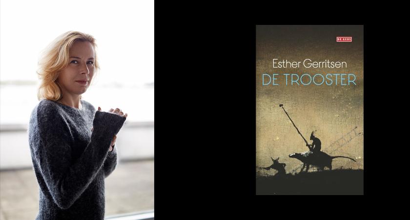 Esther Gerritsen heeft veel gevoel voor de innerlijke dialoog