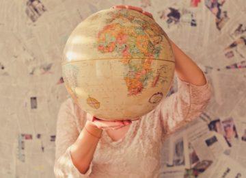 Reis ver, verder, verst – in de hoop 'iets' voorbij je grens te ontdekken