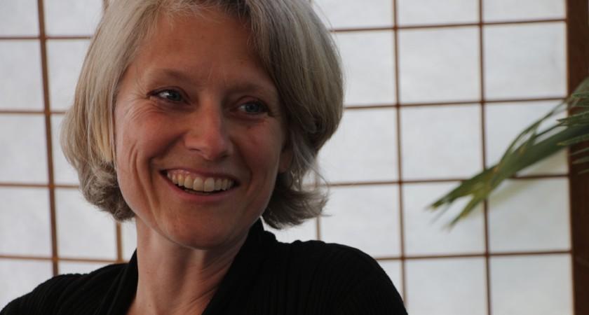 Annemarie Gielen: 'Ik geloof in de scheppende kracht in ieder van ons'