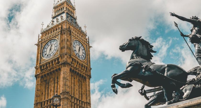 Brexiteers dromen graag van het grootse Britse verleden