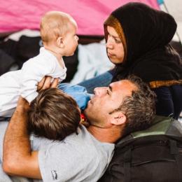 vluchtelingen en asielzoekers