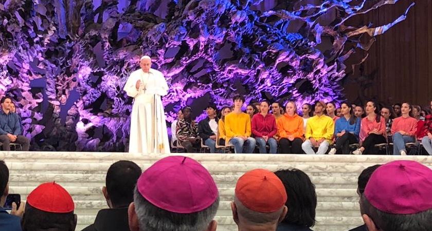 Waarom Franciscus opnieuw moest oproepen in vrijheid te spreken