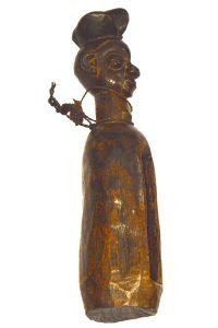 Yaka-trommel uit Congo