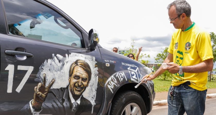 Hoe Bolsonaro de Braziliaanse democratie bedreigt