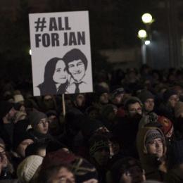Hoe een vermoordde journalist het debat in Slowakije vooruit helpt