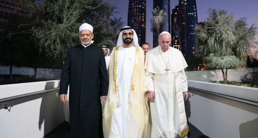 De historische handtekening van paus 'vredesprofeet' Franciscus