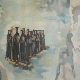 Het kruis dráágt 1