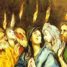 Wat moeten we ons voorstellen bij de komst van de Geest?