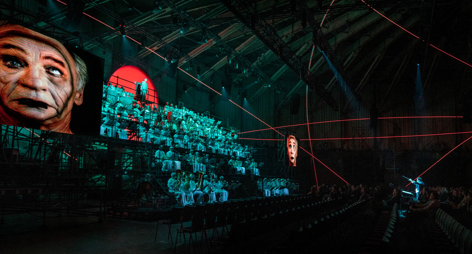 Aus Licht, de epische opera's van 'muziekpriester' Stockhausen 2