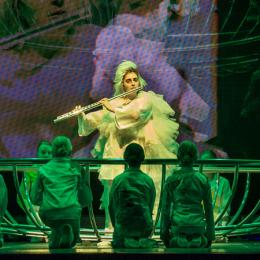 Aus Licht, de epische opera's van 'muziekpriester' Stockhausen 3