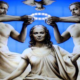 De verrassende kerkelijke kunst van Michael Triegel