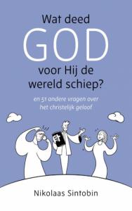 Een boek dat je zelf laat nadenken over het geloof