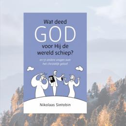 Een boek dat je zelf laat nadenken over het geloof 1