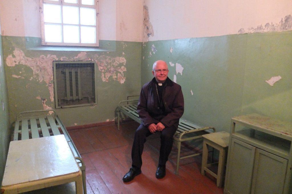 De jezuïet die in de KGB-gevangenis zijnvrienden niet verried 1