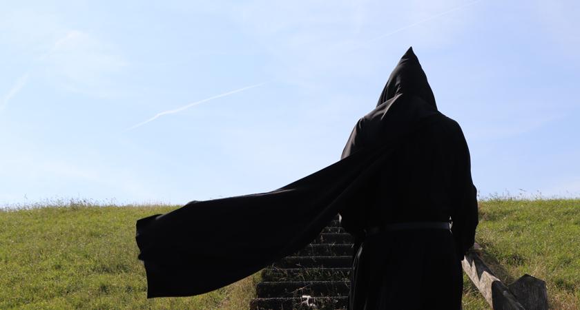 Een monnik op zoek naar liefde