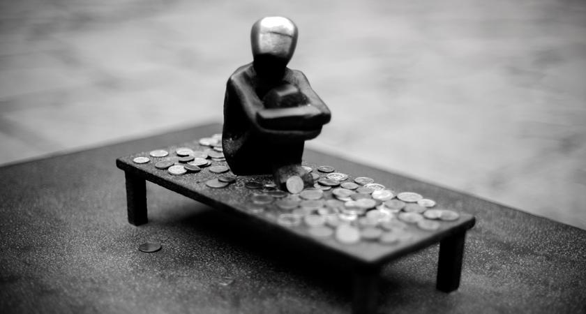 Rijker worden? Nee, geld maakt niet gelukkig, maar…