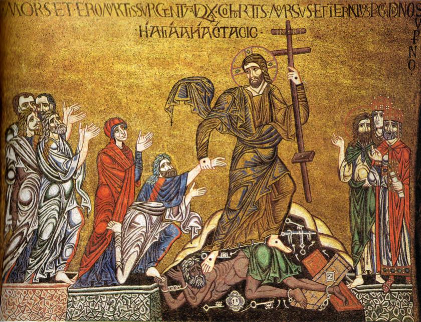 Zo hebben kunstenaar Jezus' onbeschreven verrijzenis verbeeld 1
