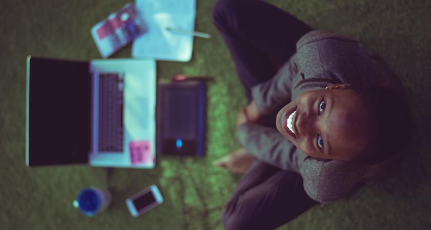 Internetvergaderen, heerlijk efficiënt?