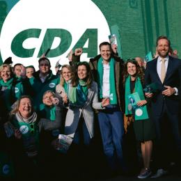 Kiest het CDA het kamp van de vrekken en de visielozen?