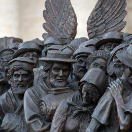 Engelen ontvangen en Christus herbergen 1