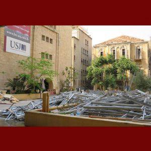 Hoe moet het verder in Libanon? 4