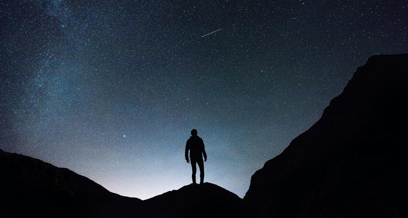 Leven in een onwaarschijnlijk heelal