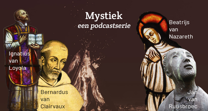 Podcastserie over mystiek met Rob Faesen SJ