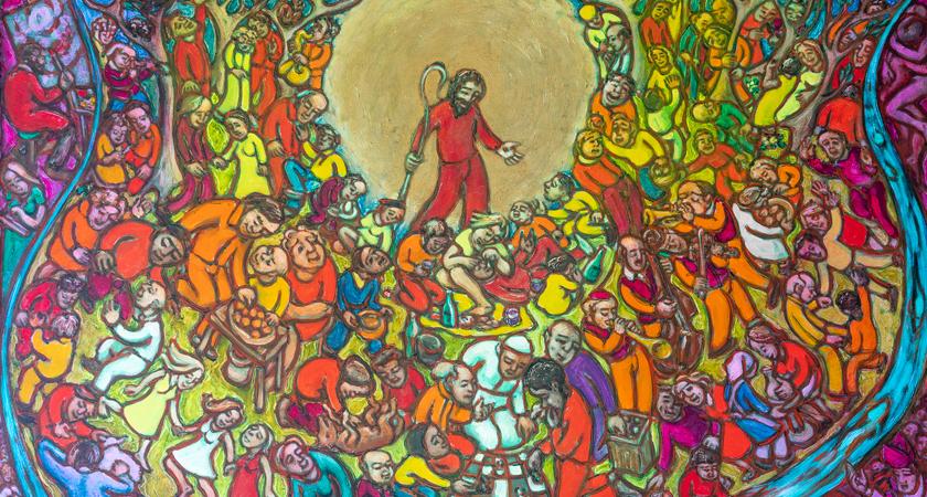 Psalm 23 en de schaduwen van de ware vreugde