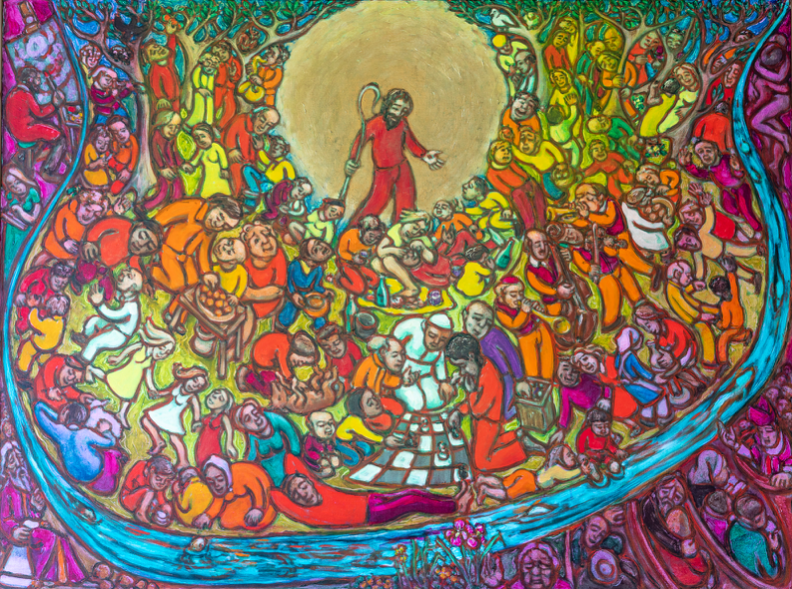 Psalm 23 en schaduwen van ware vreugde