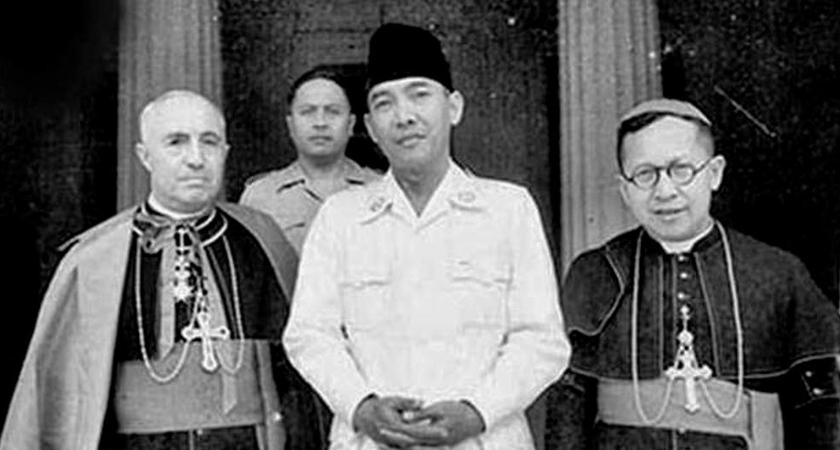 Hoe het was om (als katholiek) op te groeien in Indonesië