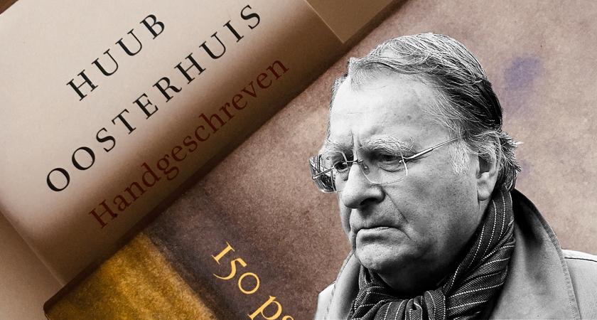 """Huub Oosterhuis: """"Ieder gedicht is geloof"""""""