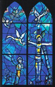 Hemelse vensters van Marc Chagall 1
