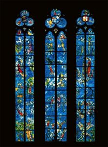 Hemelse vensters van Marc Chagall 2