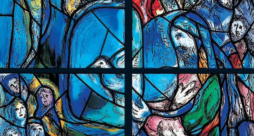 Hemelse vensters van Marc Chagall 4