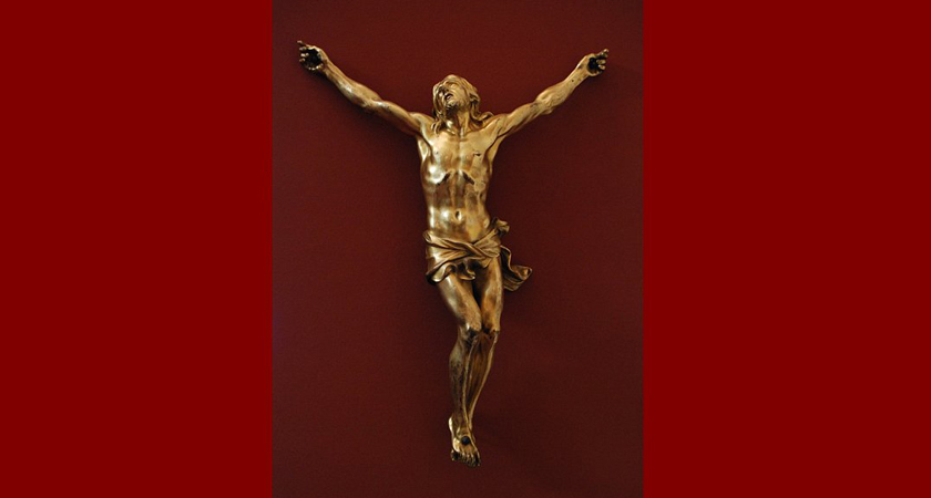 crucifix Bernini