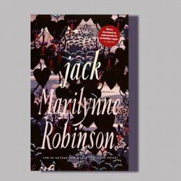 Omslag boek Jack van Marilynne Robinson