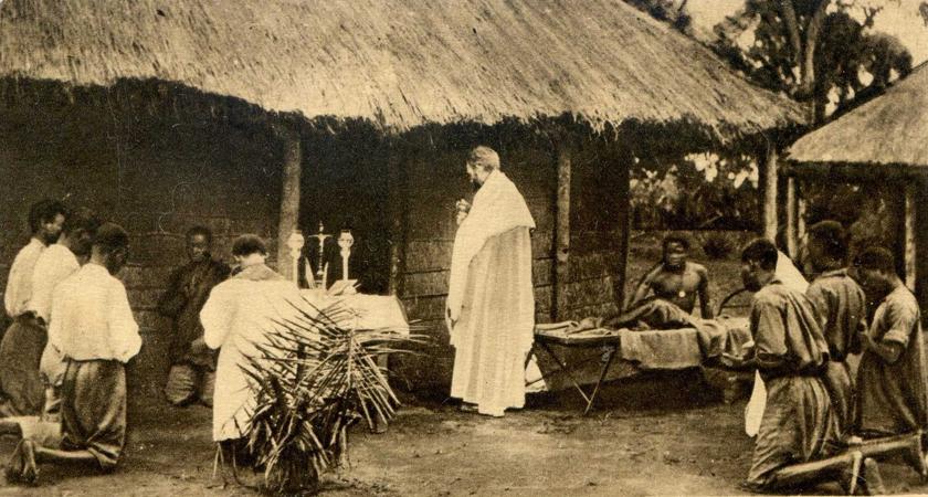 Over onze missionarissen in (voormalig Belgisch) Congo