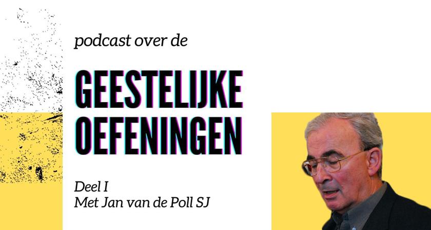 """Jan van de Poll SJ: """"Je kunt God op een directe manier ontmoeten"""""""