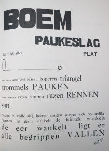 Paul van Ostaijens Bezette Stad als inspiratie voor 'coronakunst'