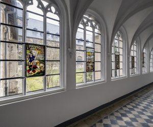 Kloostergang (klik om te vergroten)