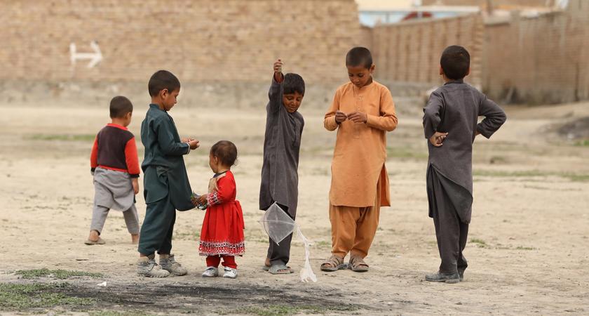 Hield de oorlog in Afghanistan u bezig?